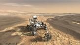 فناوریهای پیشرفته در جدیدترین مریخ نورد ناسا+ تصاویر
