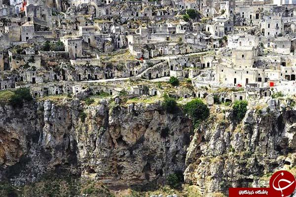 قدیمی ترین شهر غاری مسکونی در دنیا!