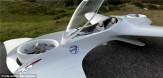 اولین ماشین فرمول یک که پرواز میکند