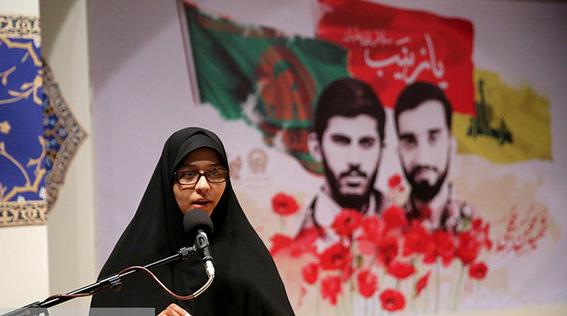 همسر شهید حججی:محسن یک