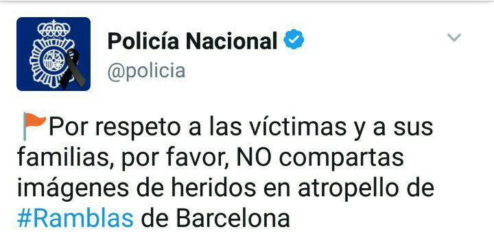13 کشته و 100 زخمی در حمله تروریستی بارسلون/ یک خودروی دیگر نیز در اسپانیا عابران پیاده را زیر گرفت