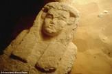 کشف مقبرههایی مرموز و باستانی در مصر + تصاویر