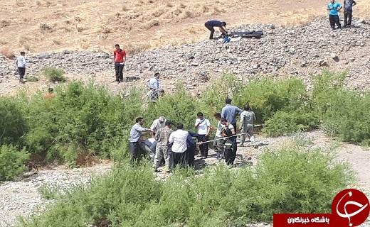 حمله خرس به دو مرد روستایی +تصاویر
