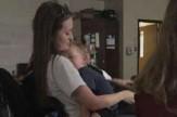 مهربانی مادرانه، سوژه فضای مجازی +عکس