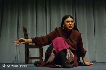 باشگاه خبرنگاران -اجرای نمایش