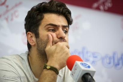 باشگاه خبرنگاران -حضور علی ضیاء در باشگاه خبرنگاران جوان