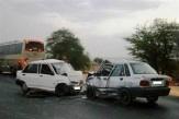 باشگاه خبرنگاران -یک کشته و ۷ مجروح دربرخورد دو پراید درمحور خنداب