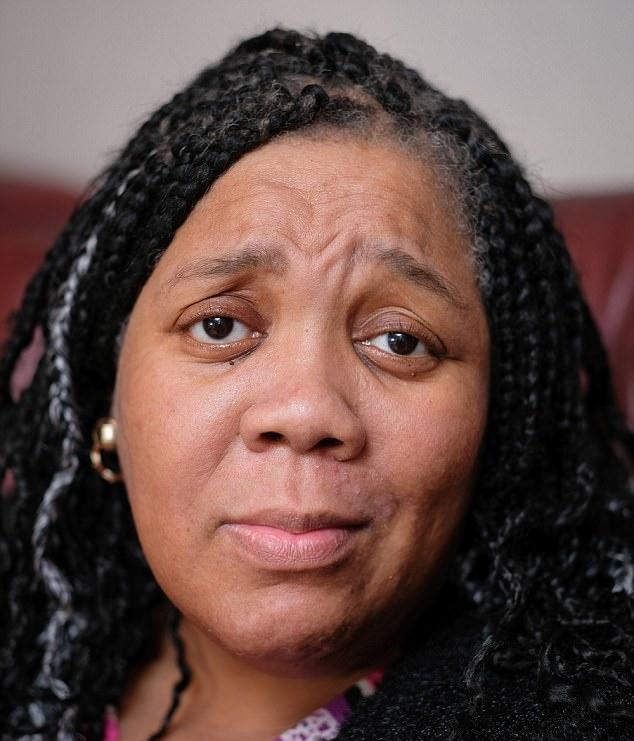 شیمی درمانی این زن سیاهپوست را سفید پوست کرد+تصاویر