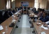 برگزاری جلسه هماهنگی اجرای برنامه بازسازی واقعه غدیر خم در شهرستان خاتم
