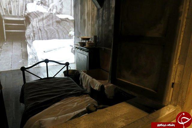 گشتی در خانه «چارلی چاپلین» + تصاویر