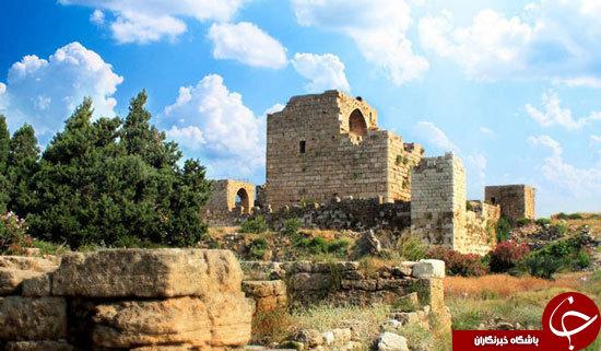 بیبلوس «جبیل»؛ قدیمیترین شهر زنده دنیا+تصاویر