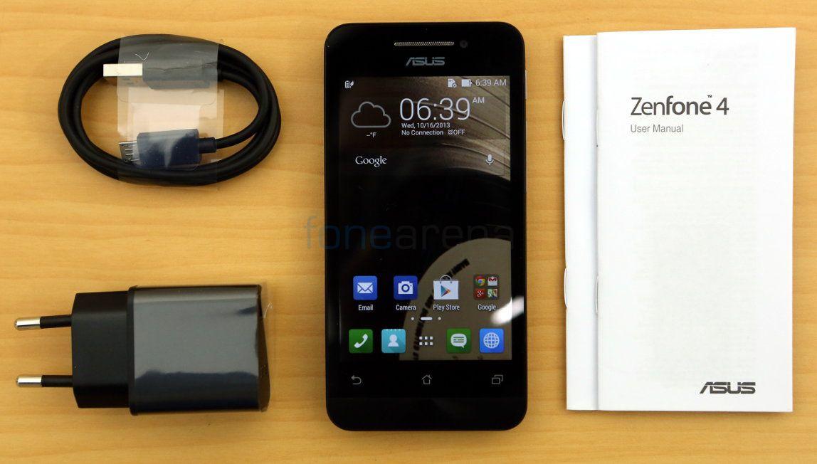 عرضه 6 نسخه مختلف از گوشی زنفون 4 توسط ایسوس