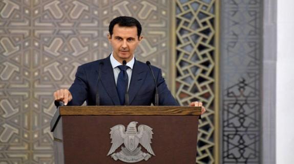 قدردانی بشار اسد از رهبر معظم انقلاب به سبب کمکهای گسترده ایران به دمشق
