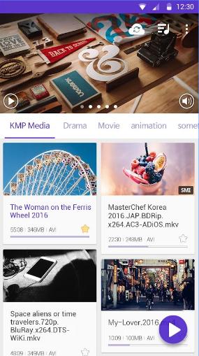 دانلود KMPlayer 2.3.5 ؛ پخش کننده قدرتمند کی ام پلیر