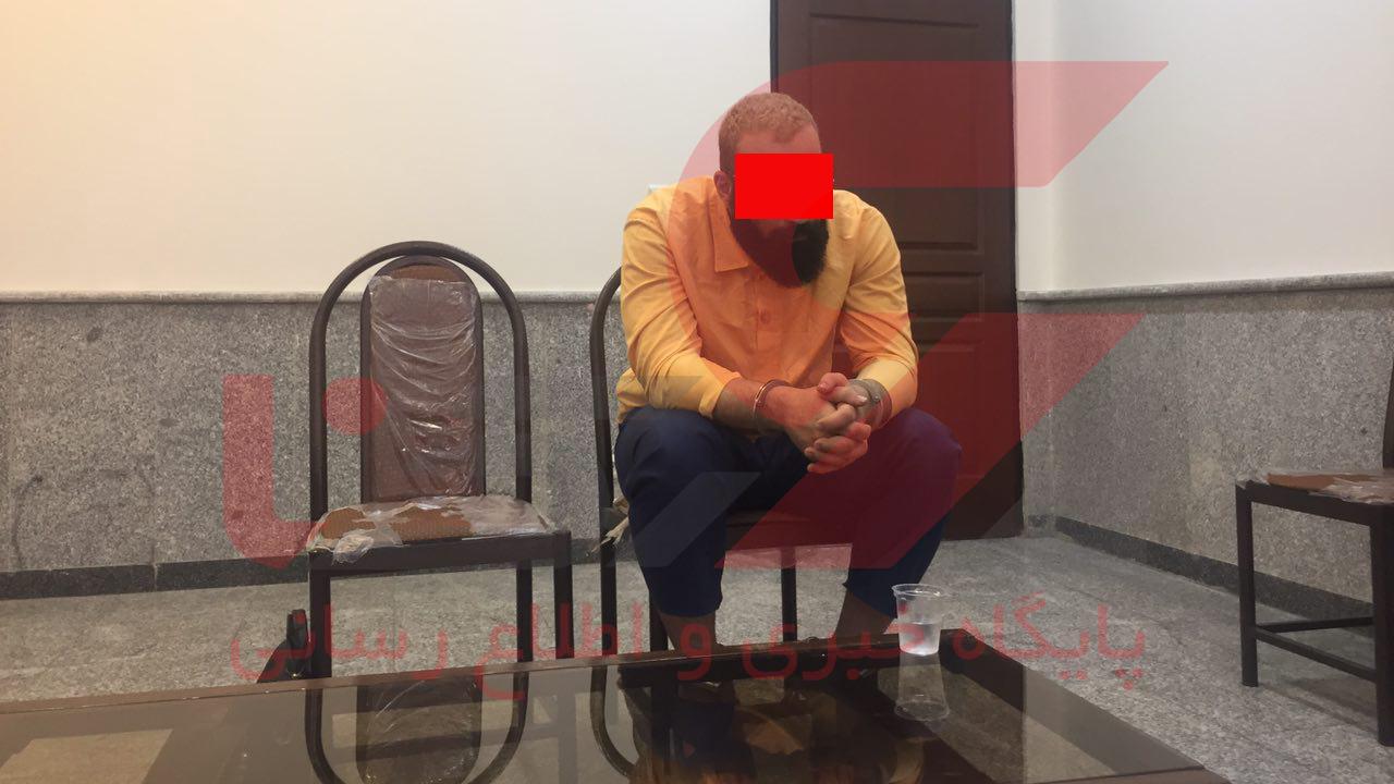 اولین گفتگو با حمید صفت پس از دستگیری