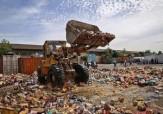 باشگاه خبرنگاران - امحاء یکصد تن مواد غذایی، بهداشتی و آرایشی قاچاق در خرم آباد