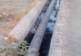 باشگاه خبرنگاران -وضعیت نامناسب انتقال آب شرب در اندیشه + فیلم