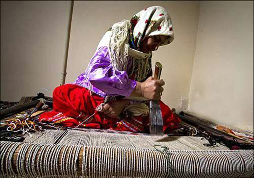 گنجینه ای از فرهنگ ها و هنرهای دستی مردان و زنان خراسان شمالی +تصاویر