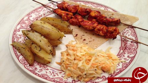 غذاهای لبنانی بسیار خوشمزه و متنوع+ طرز تهیه (2)///اتونشر