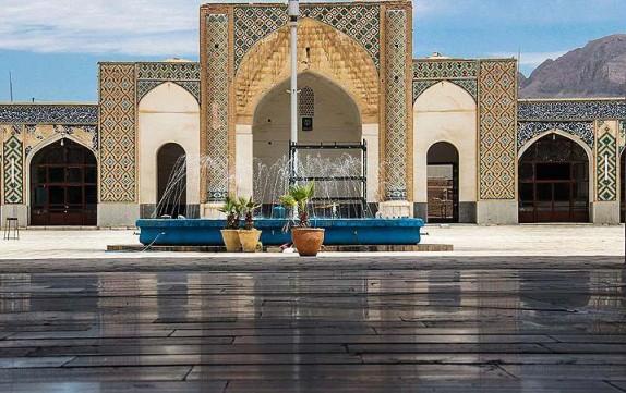 باشگاه خبرنگاران - مسجد امام یکی از کهن ترین مساجد ایران