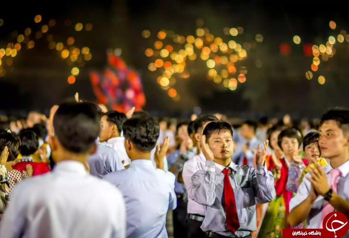 تصاویر جدید دیده نشده از کره شمالی