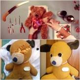 باشگاه خبرنگاران -بیمارستان عروسکها +عکس