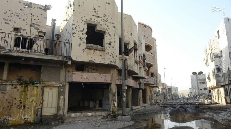 ساکنان این شهر محکوم به مرگ و سانسور هستند+تصاویر