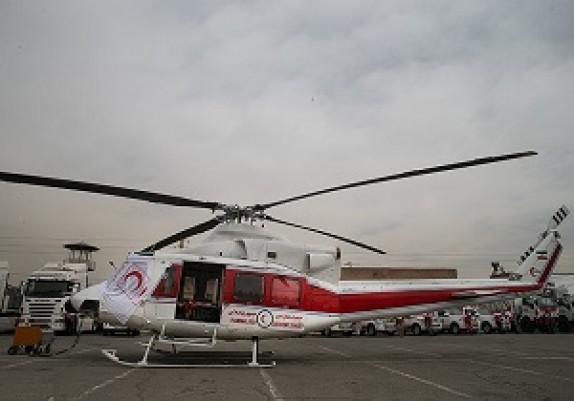 باشگاه خبرنگاران - اختصاص 5 میلیارد ریال برای ساخت آشیانه بالگرد هلال احمر اردبیل 