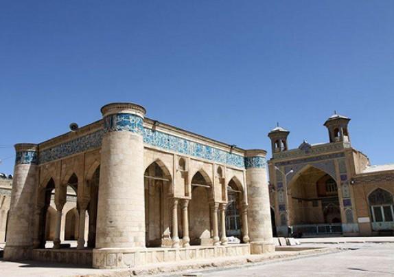باشگاه خبرنگاران - مسجد جامع عتیق، کهنترین مسجد شیراز