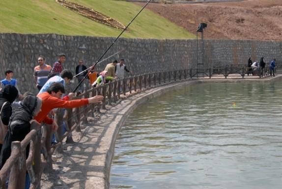 باشگاه خبرنگاران - برگزاری نخستین جشنواره خانوادگی ماهیگیری در ارومیه