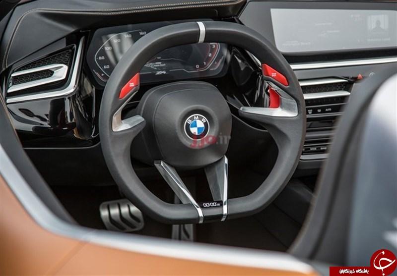 رونمایی از غول جدید BMW + تصاویر