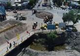 باشگاه خبرنگاران - ترافیک در محدوده پل قدس اردبیل روان تر می شود