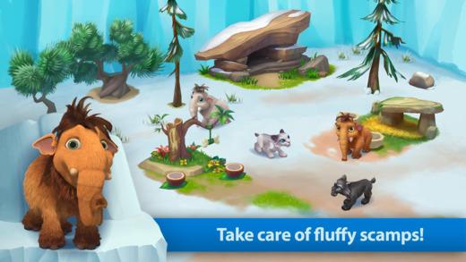 دانلود Ice Age World 1.5 ؛ بازی کژوال عصر یخبندان
