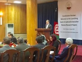 نظام پارلمانی، افغانستان را به سوی بیثباتی و منازعات سیاسی سوق می دهد