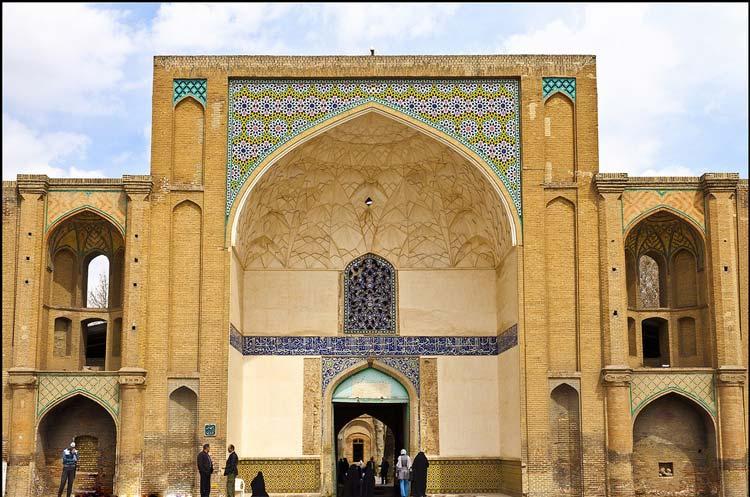 باشگاه خبرنگاران -مجموعه «دولتخانه صفوی» نگین بناهای تاریخی در قزوین + فیلم