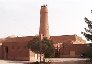 قدیمیترین و جذابترین مسجد ایران در چند قدمی یزد + فیلم