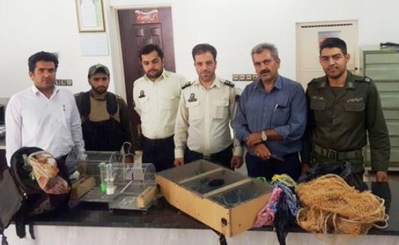 باشگاه خبرنگاران - کشف ۲۹ قطعه سهره از متخلفان زیست محیطی در خرم آباد
