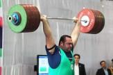 قهرمانی بهداد سلیمی در دسته 105+ کیلوگرم