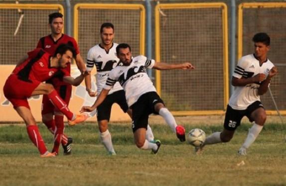 باشگاه خبرنگاران -خوشه طلایی ساوه از جام حذفی حذف شد