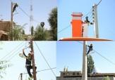 باشگاه خبرنگاران - تاسیسات توزیع برق روستای فولادمحله بهسازی شد