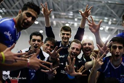 باشگاه خبرنگاران -دیدار تیمهای والیبال ایران و چین در مسابقات قهرمانی نوجوانان جهان