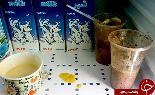پشت پرده آب میوه و بستنی فروشیهای شمال شهر تهران چه میگذرد + تصاویر