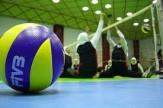 باشگاه خبرنگاران - حضور بانوان زنجانی در رقابت های قهرمانی کشور والیبال نشسته