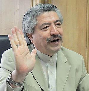 خداحافظی غلامرضا انصاری از شورای شهر تهران