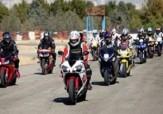 باشگاه خبرنگاران -راه اندازی پیست موتورسواری در شهرستان نیر