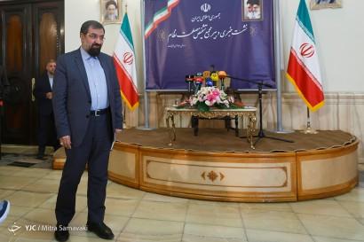 باشگاه خبرنگاران -نشست خبری دبیر مجمع تشخیص مصلحت نظام