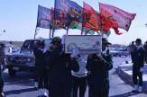 باشگاه خبرنگاران -بنجار میزبان 2 شهید گمنام دوران هشت سال دفاع مقدس+تصاویر