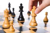 باشگاه خبرنگاران - رتبه سوم رشته شطرنج در مسابقات کشوری