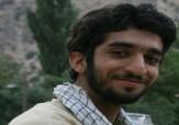 باشگاه خبرنگاران - اعطای پرچم حرم مطهر حضرت شاهچراغ (ع) به خانواده شهید حججی