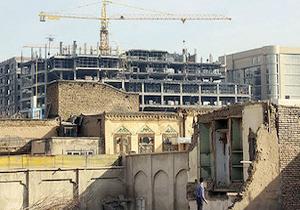 هزینه بیش از 2 هزار میلیارد تومانی شهرداری برای نوسازی بافتهای فرسوده پایتخت